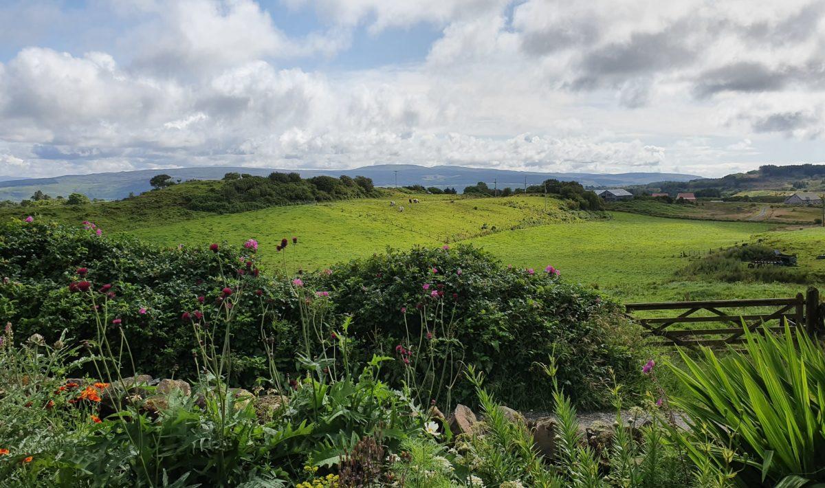 Wochenende Isle of Mull - Insellandschaft
