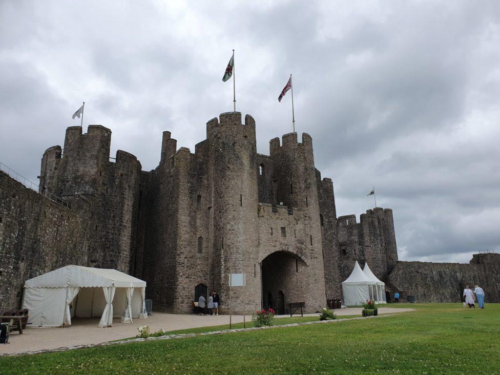 Burg in Pembroke