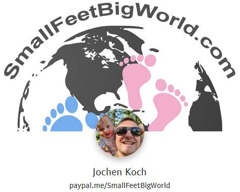 SmallFeetBigWorld PayPal Profil