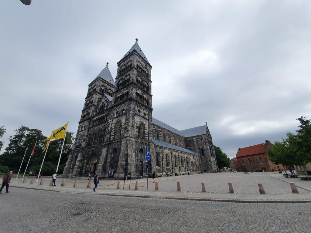 Schwiegermutter auf Weltreise in Schweden - Kathedrale von Lund