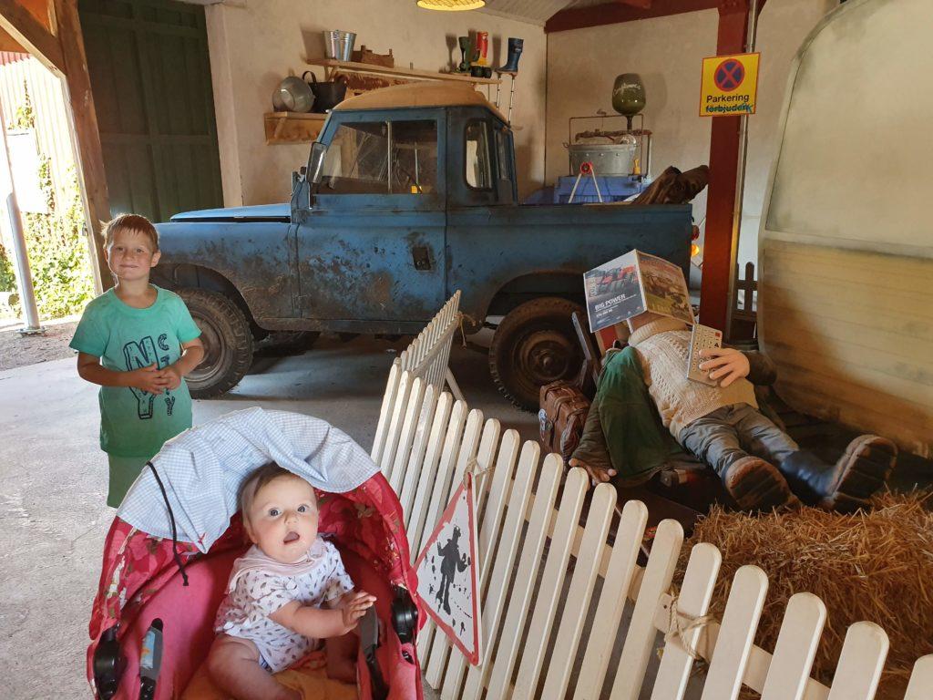 Schwiegermutter auf Weltreise in Schweden - Lotti und Quentin bei Shaun das Schaf